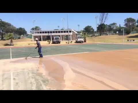 Sport Court Resurfacing - Grand Slam Surfacing
