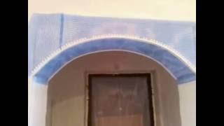Арка из гипсокартона своими руками(Видео о том, как просто самому изготовить арки из гипсокартона. Это мой второй опыт в аркостроительстве,..., 2013-09-25T07:15:48.000Z)