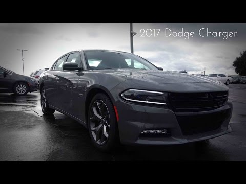 2017 Dodge Charger R/T 5.7 L Hemi V8 Review