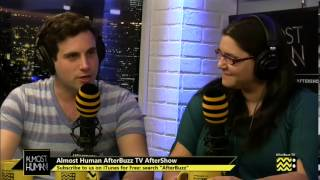 "Almost Human After Show Season 1 Episode 11 ""Disrupt"" 
