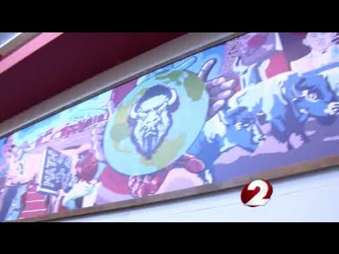 New Mural unveiled at Belmont High School