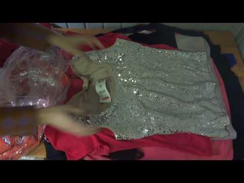 Красное платье. Посылка из Китая.из YouTube · Длительность: 2 мин51 с