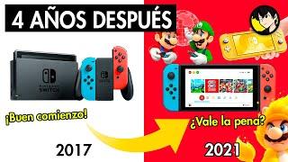 Mi EXPERIENCIA con Nintendo Switch en 4 años
