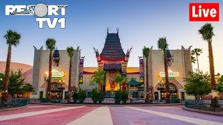 🔴Live: Disney's Hollywood Studios Fun in 1080p - Walt Disney World Live Stream - 6-18-19