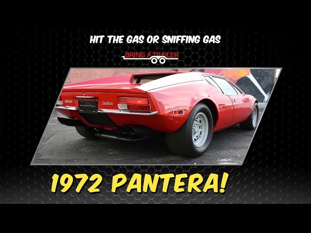 1972 Pantera Guess The Price & Bronco Results (HTGOSG#6)