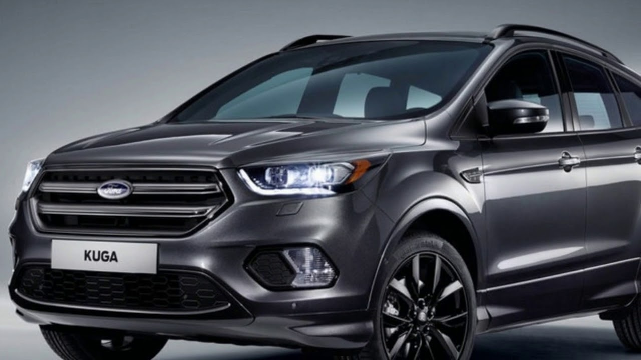 watch this amazing new 2019 ford kuga review youtube. Black Bedroom Furniture Sets. Home Design Ideas