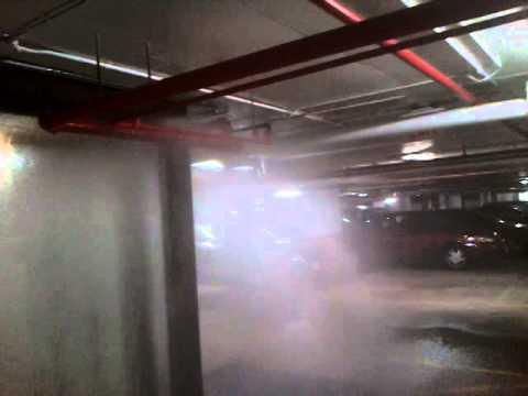 accidental deluge system trip