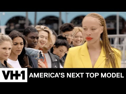 The Contestants Show Stacey McKenzie Their Best Runway Walk 'Sneak Peek' | America's Next Top Model