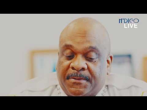 N'DIGO Interviews Chicago Police Superintendant Eddie Johnson