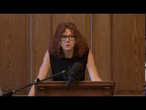 28 Short Lectures: Mary Ruefle   Woodberry Poetry Room