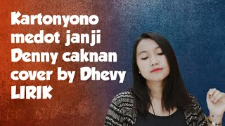 kartonyono-medot-janji-denny-caknan-cover-by-dhevylirik