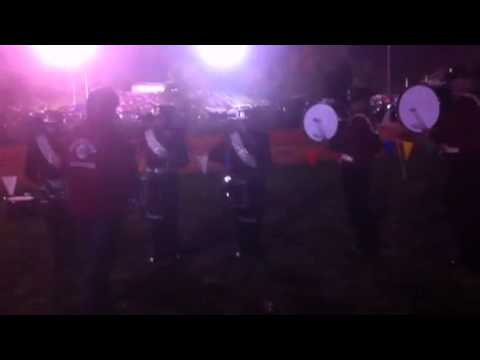 Hurricane high school Drumline, Drum Feature