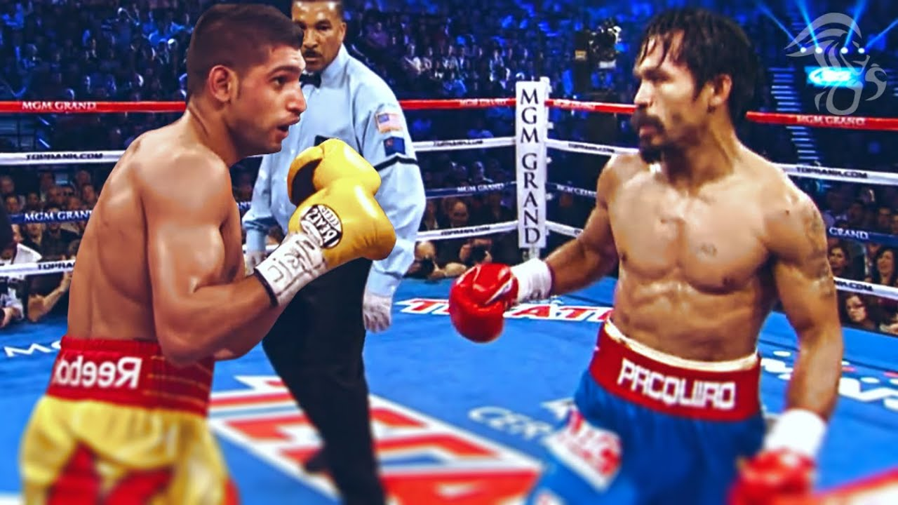 Manny Pacquiao Defying His Opponents! ...Pt2