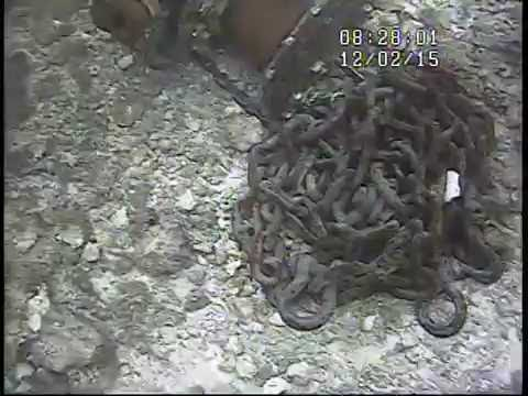 Underwater Flange Work - Part1