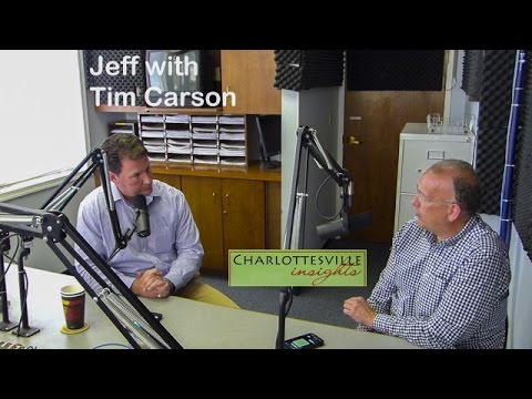 Cville Insights - Jeff with Tim Carson