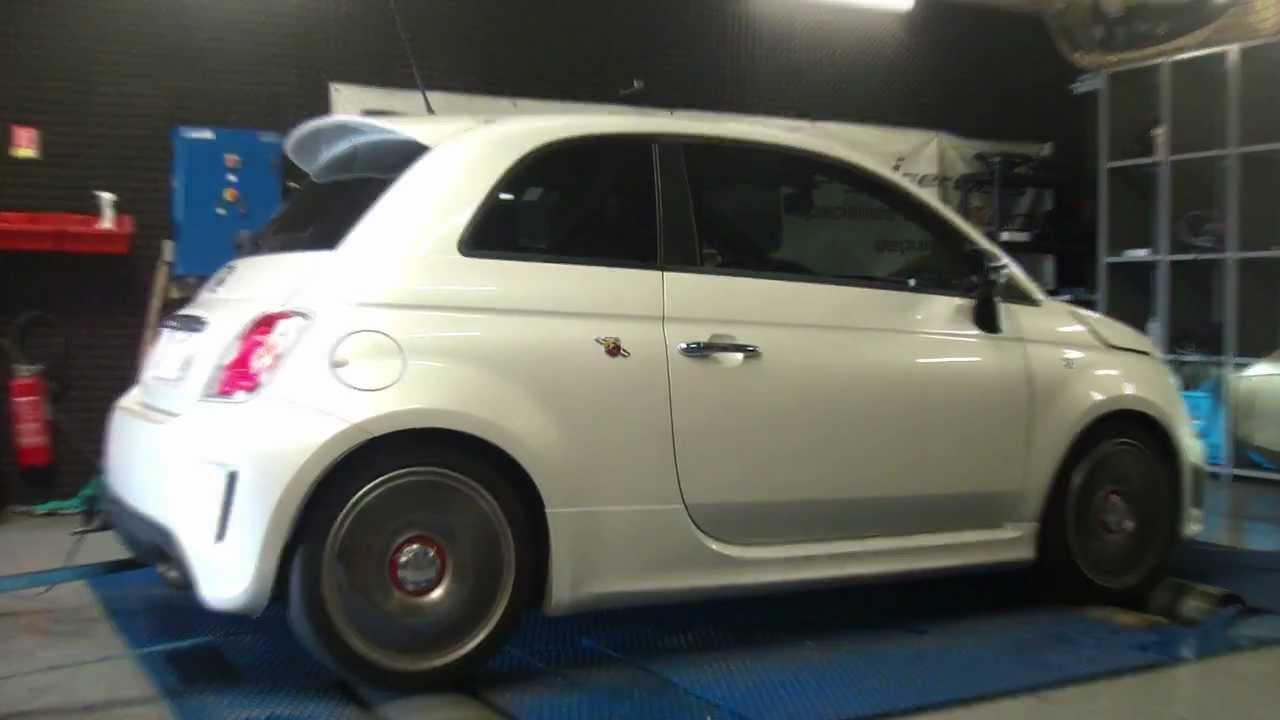 Reprogrammation Moteur Fiat Cv 170cv Dyno Digiservices Paris Youtube