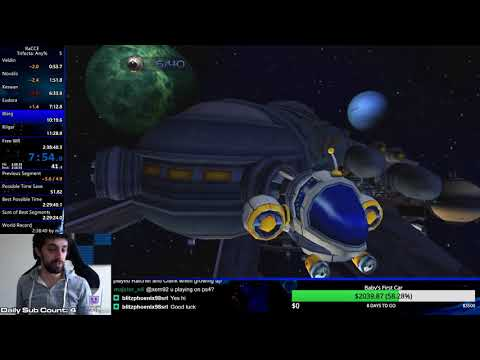 [World Record] Ratchet and Clank Trifecta Any% Speedrun in 2:33:19
