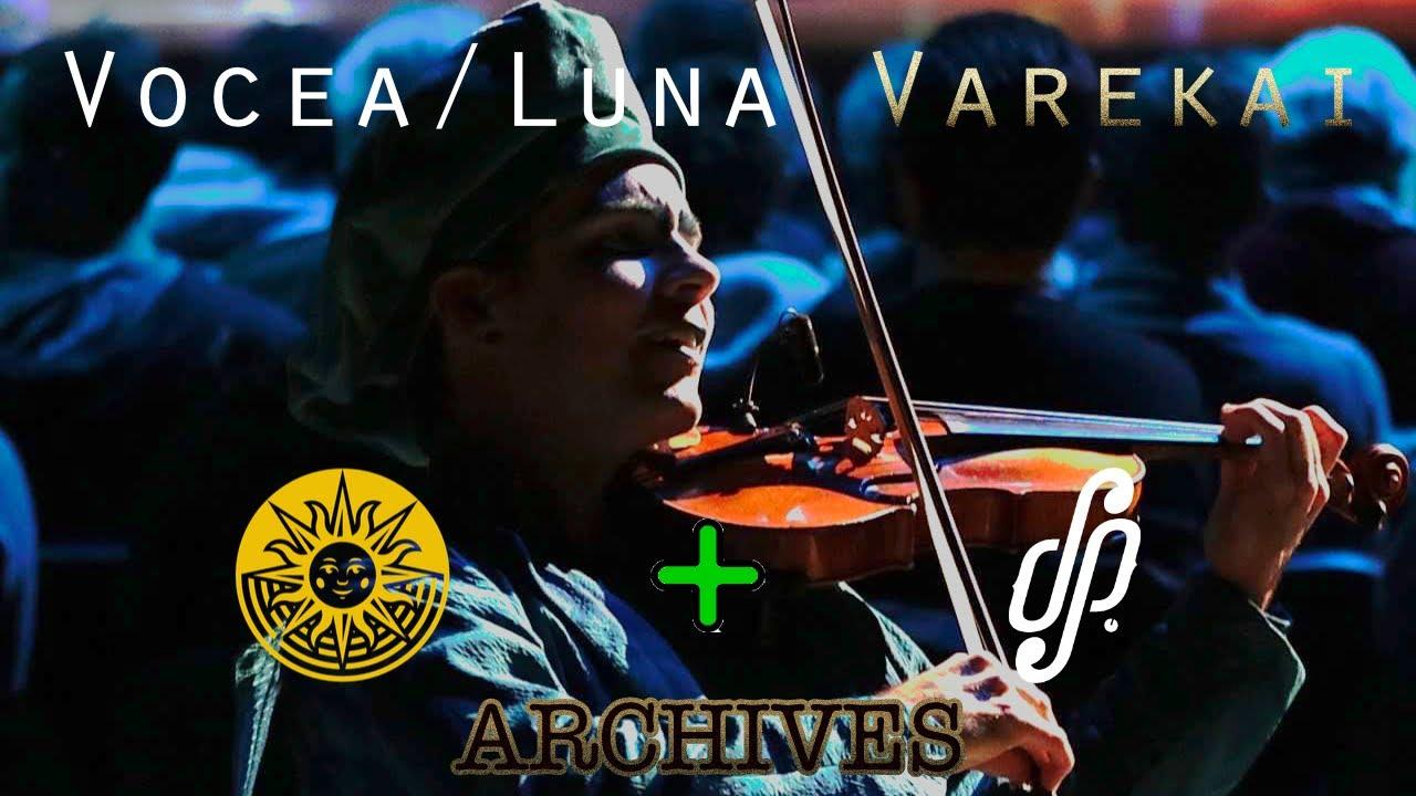 Download ''Vocea''- Luna - Net act 2017 - Varekai - Cirque du Soleil Archives - David Piché on violin