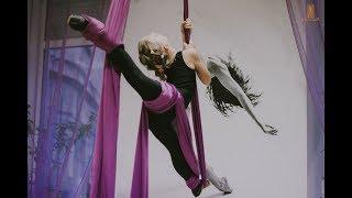 Репетиции (воздушная акробатика) - студия танцев Алмея