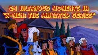 ''X 24 Komik Anlar-Erkekler: Animasyon Serisi''