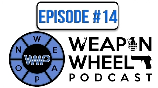 Weapon Wheel Podcast EP.14 | Game Awards 2015 | Fallout 4 | Rise Of Tomb Raider | Nintendo Direct