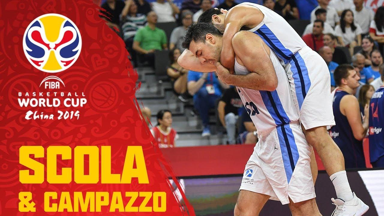 Scola & Campazzo magic helps Argentina eliminate Serbia