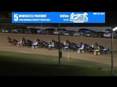 NEWCASTLE - 20/05/2017 - Race 5 - CLUB MENANGLE COUNTRY SERIES HEAT