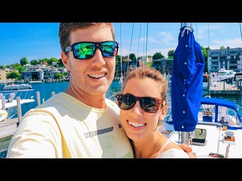 Sailing to Charlevoix: A Childhood Dream ACHIEVED! | Sailing Soulianis - Ep. 12