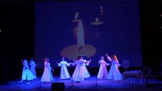 Ханука 2013 Гомель Танец со свечами