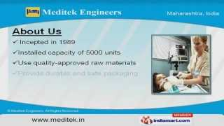 Hospital Furniture & Equipment By Meditek Engineers, Ambarnath