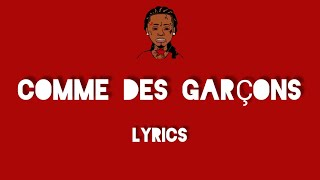 Lil Wayne - Comme Des Garçons Lyrics