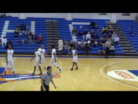 #4 Georgia Highlands College Chargers vs. East GA Bobcats