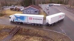 Schenker HCT - Ajorata Huittinen