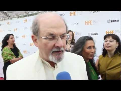 Midnight's Children Premiere - TIFF 2012