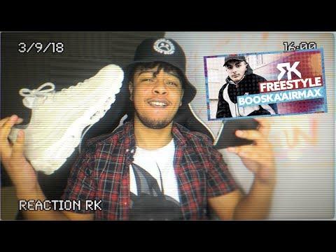 REACTION RK | Freestyle Booska'AirMax