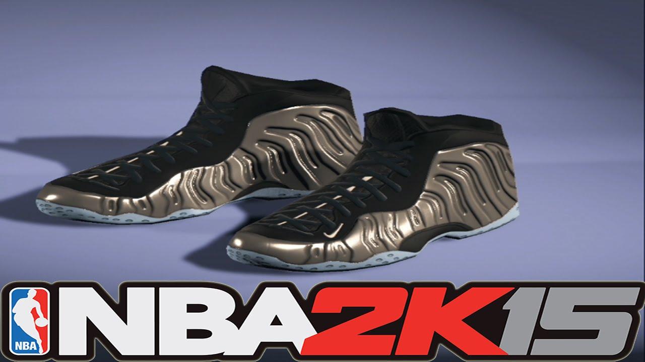 77915c1a553 NBA 2K15 Shoe Creator - Nike Air Foamposite Pro All Star ⋆ NBA2K15 ...