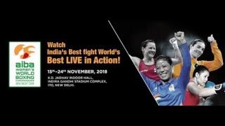 AIBA Women's World Boxing Championships New Delhi 2018 - Session 2A