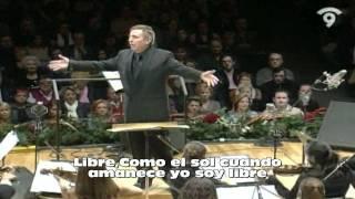 Nino Bravo 3D - Karaoke - Libre y Otros Exitos - Orquesta Setabense - HD