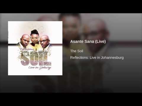 Asante Sana (Live)
