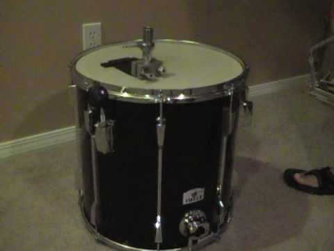 How To Make 16X16 Floor Tom Mini Bass Drum DIYhipgig Kit