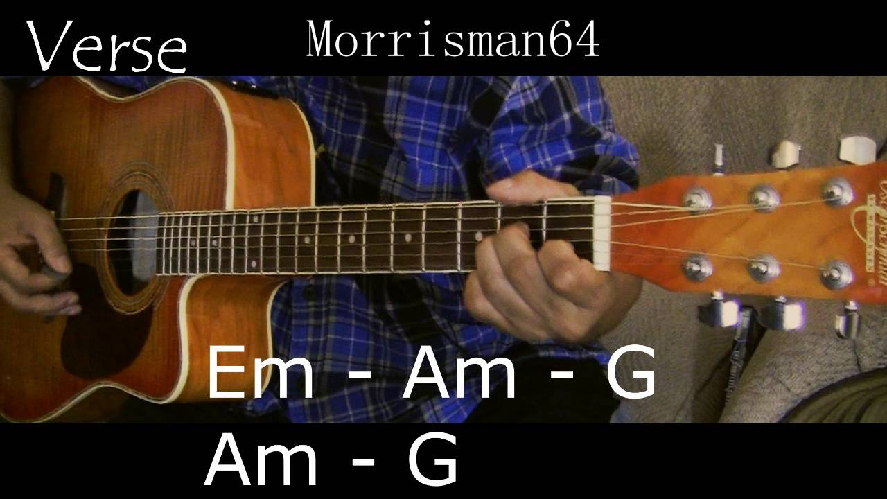 Neil Diamond Solitary Man Guitar Lesson With Chords Youtube