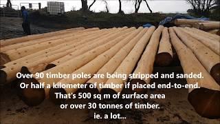 Timber Prepping