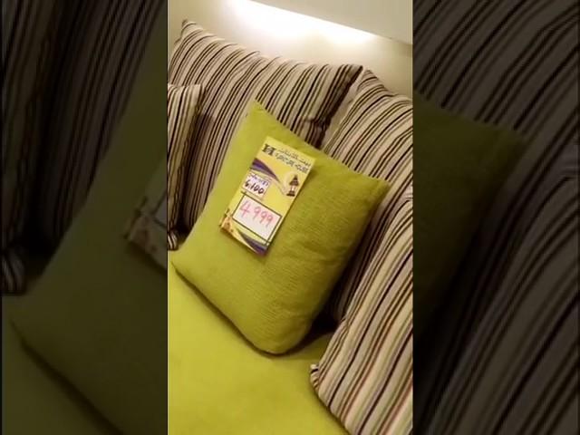 تغطية معرض بيت الاثاث بالاحساء Youtube