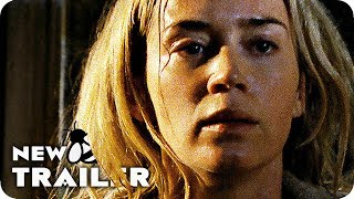 A Quiet Place First Clip & Trailer (2018) Horror Movie