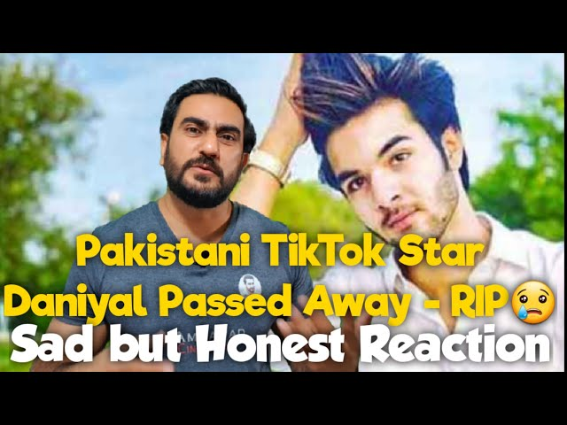 Pakistani TikTok Star Daniyal Khan and Three Others Passed Away | Sad Reaction