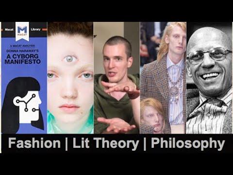 Gucci, Foucault, And A Cyborg Manifesto   A/W 2018 RTW Analysis Part 1