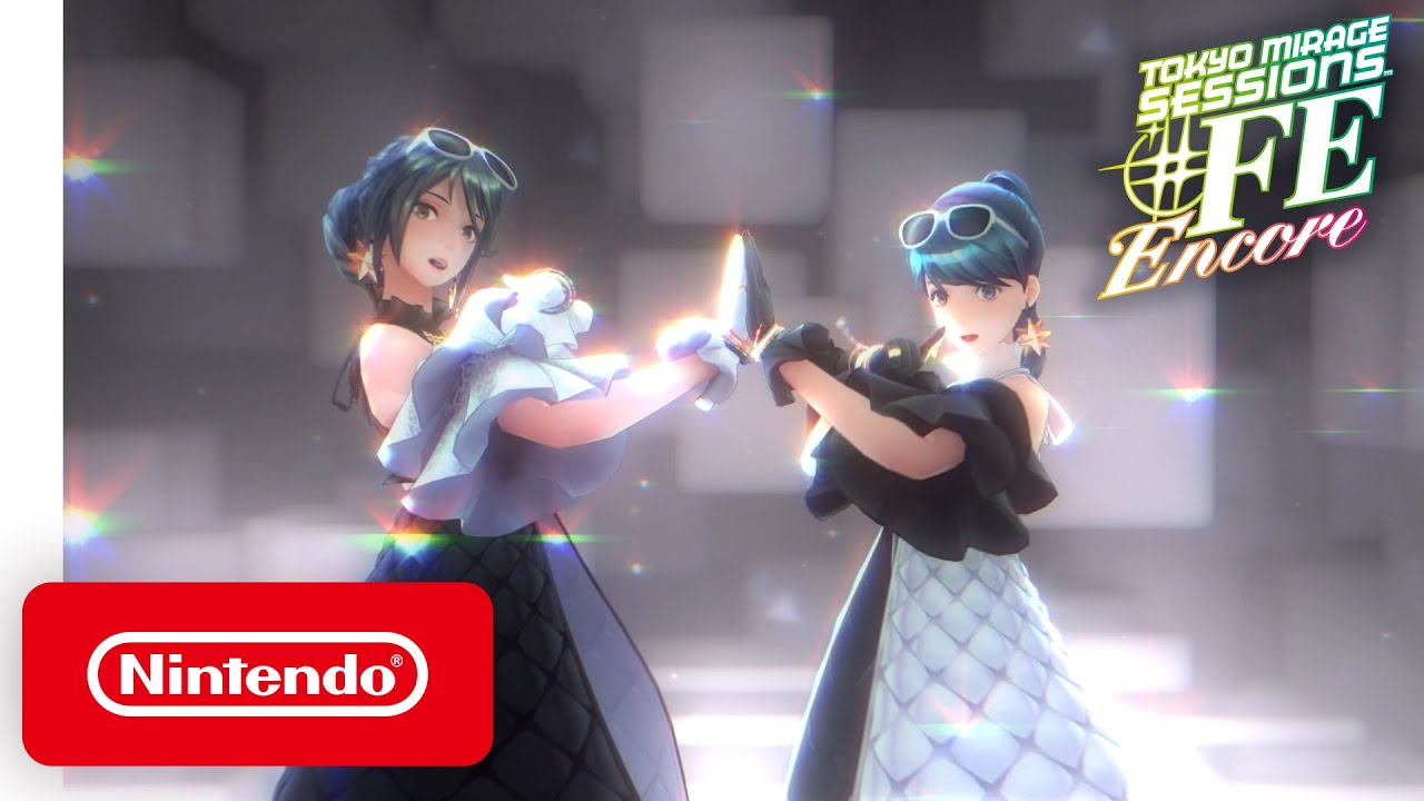 Assistir - Tokyo Mirage Sessions #FE Encore - Concept Trailer - Nintendo Switch - online