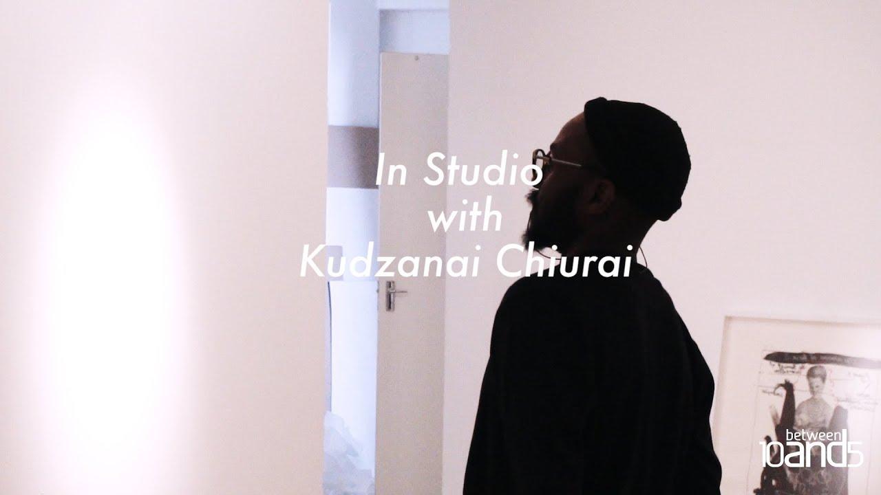 In the Studio with Kudzanai Chiurai