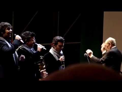 Il Volo - E piu ti penso with Ennio Morricone 2011