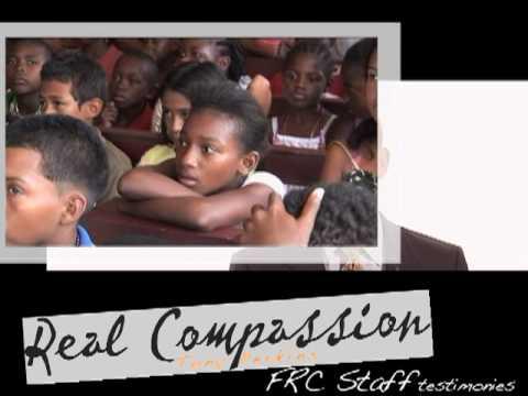 Real Compassion Staff Testimonies - Tony Perkins - Honduras